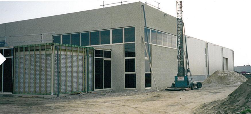 1998 | Baubeginn