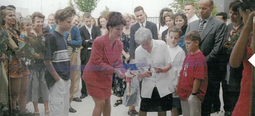 1999 | Großeröffnung in Weert