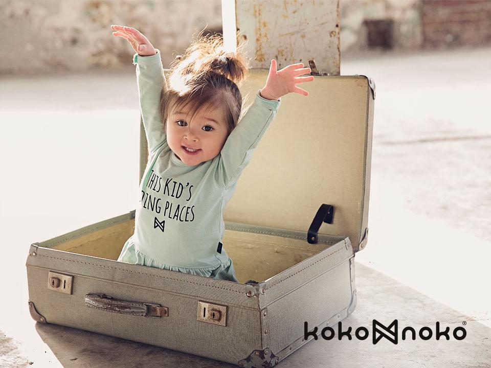 Koko Noko: A new brand